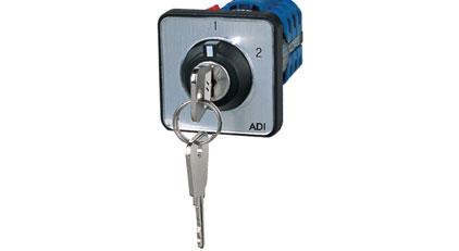 钥匙型转换开关 ADI20-S