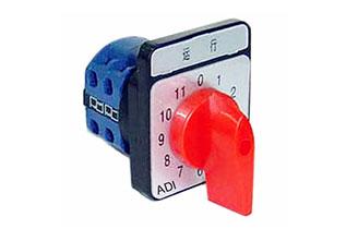 带矩形标牌转换开关 ADI20-D