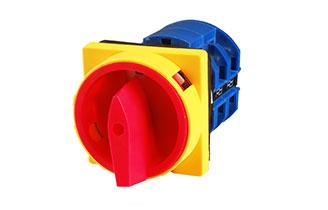 红黄把手挂锁型开关 ADI63-G
