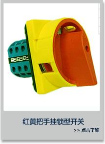 红黄把手挂锁型开关 ADI20-G