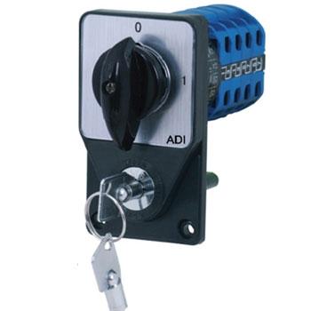带独立驱动钥匙型开关