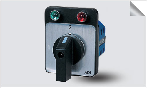 adi带灯型转换开关 高端大气上档次