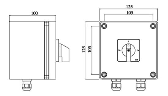 电子产品防水结构设计图示