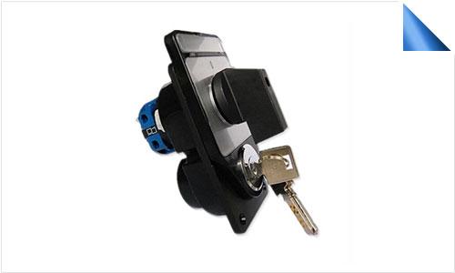 ADI20-DSV带矩形标牌独立锁开关